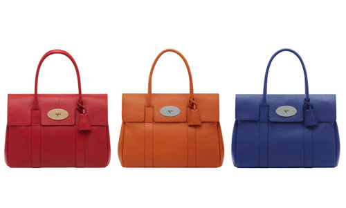 Bayswater bags catalogo Mulberry