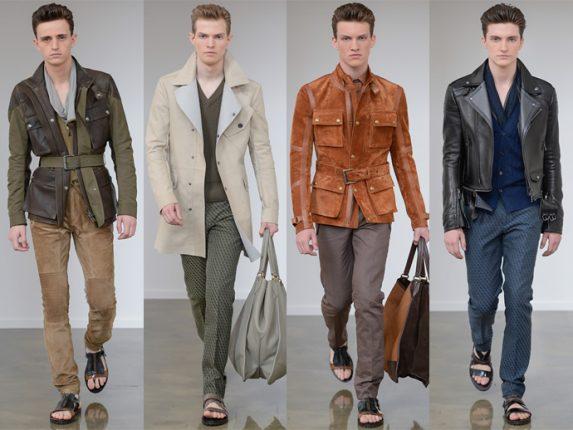 Belstaff uomo collezione primavera estate 2013