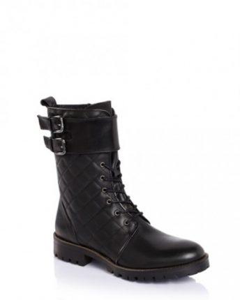 Biker boots con fibbie Guess scarpe autunno inverno 2015