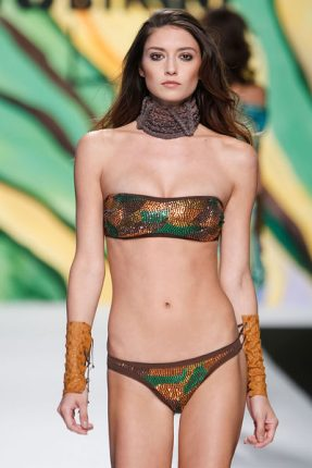 Bikini a fascia paillettes Miss Bikini estate 2013