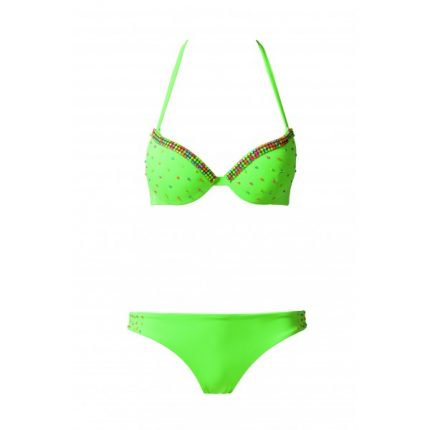 Bikini a pois Calzedonia estate 2014