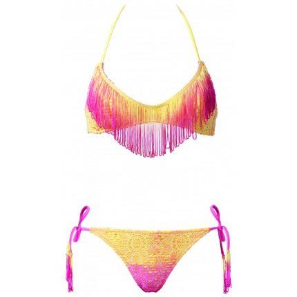 Bikini con frange Calzedonia
