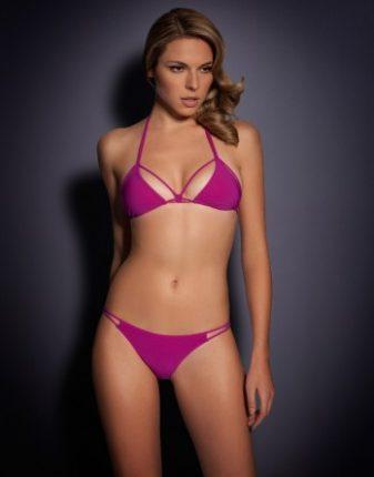 Bikini magenta Agent Provocateur primavera estate 2013