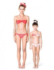 Bikini stampati Benetton estate 2013