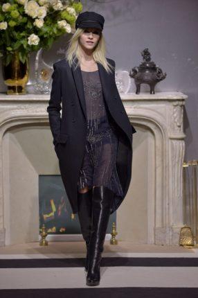 Bleser lungo H & M autunno inverno 2013 2014