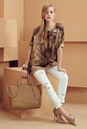 Blusa elegante Elisabetta Franchi primavera estate
