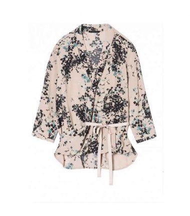 Blusa kimono Sisley autunno inverno 2017
