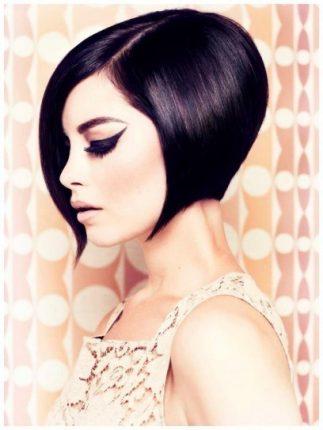 Bob geometrico capelli donna 2015