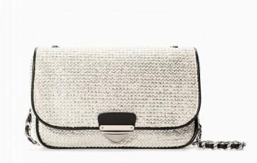 Borsa a tracolla Zara borse autunno inverno 2015