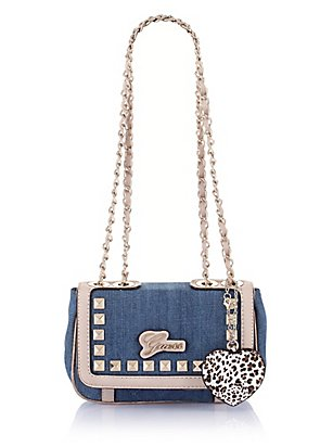 Borsa denim Guess autunno inverno 2013 2014
