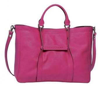 Borsa rosa Longchamp
