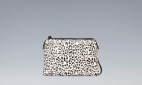 Borsa stampa animaglier Zara primavera estate 2013