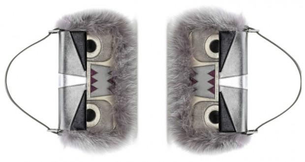 Borse Fendi autunno inverno 2014 2015 Fur Monster