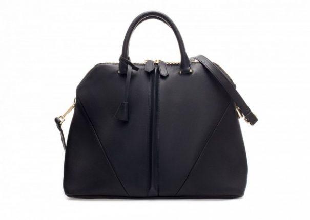 Borse Zara autunno inverno 2013 2014 city bag nera