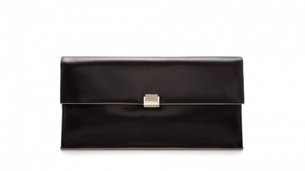 Borse Zara autunno inverno 2013 2014 pochette nera