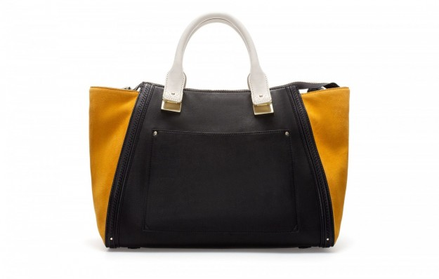 Borse Zara autunno inverno 2013 2014 shopper combinata