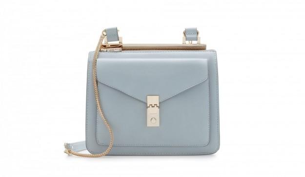 Borse Zara autunno inverno 2013 2014 tracolla glicine
