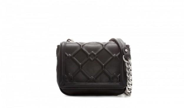 Borse Zara autunno inverno 2013 2014 tracolla nera