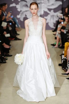Bridal collection Carolina Herrera 2015