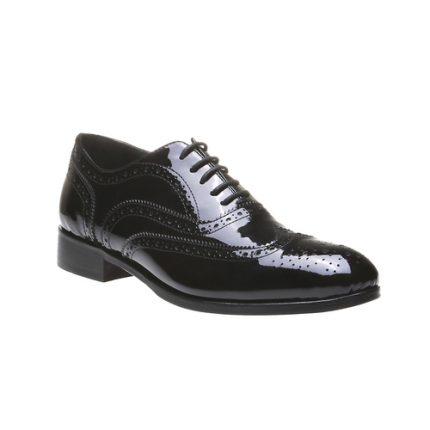 Brogues in vernice Bata scarpe autunno inverno 2015