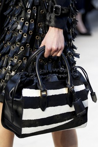 Burberry Prorsum handbags fall winter 2013 2014