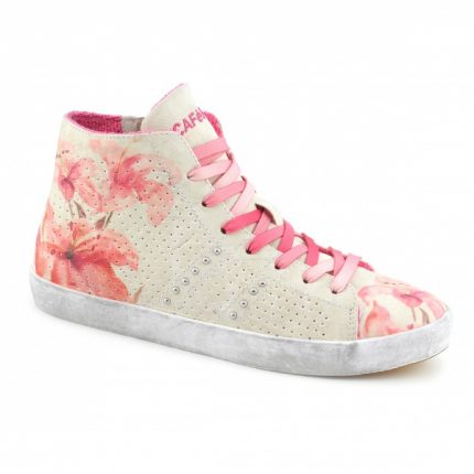 Cafè Noir primavera estate 2014 sneakers stampa fiori