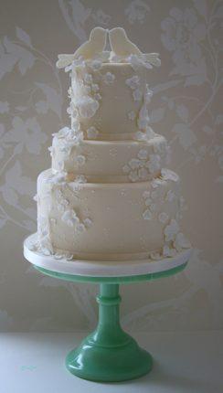 Cakes wedding - torte nunziali per matrimonio-con i colombi
