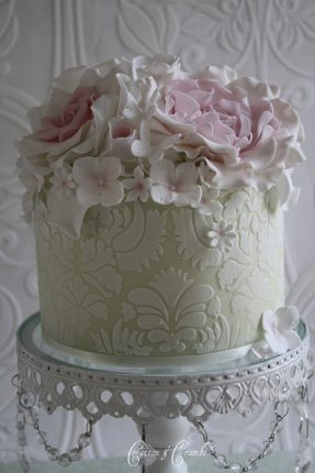 Cakes wedding - torte nunziali per matrimonio-fiori e riccami