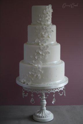 Cakes wedding - torte nunziali per matrimonio-particolare