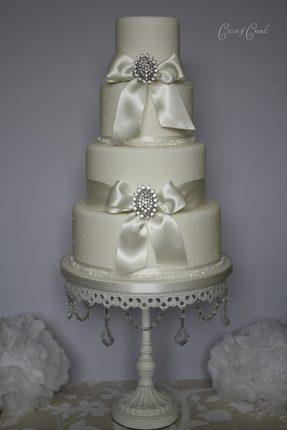 Cakes wedding - torte nunziali per matrimonio-preziosa