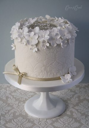 Cakes wedding - torte nunziali per matrimonio-ricamata