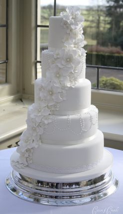Cakes wedding - torte nunziali per matrimonio-sia di fiori