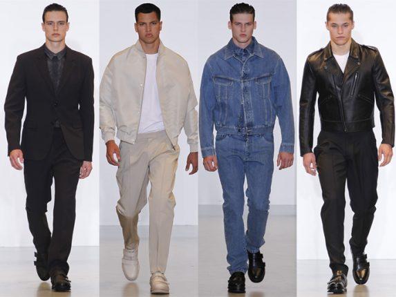 Calvin Klein abbigliamento primavera estate 2013