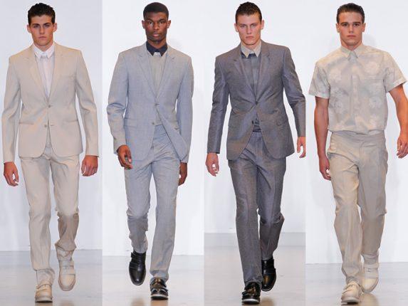 Calvin Klein uomo collezione primavera estate 2013
