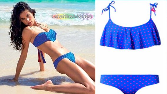 Calzedonia Beachwear costumi 2014