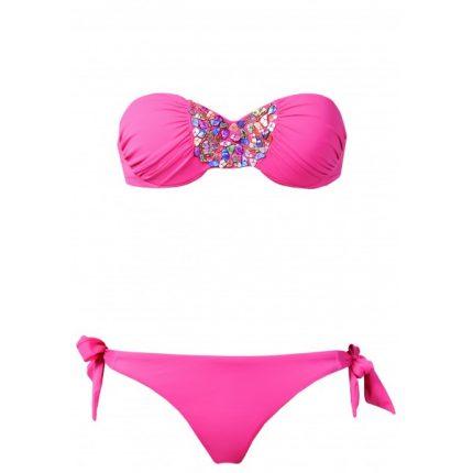 Calzedonia bikini a fscia imbotito estate 2014