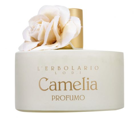 Camelia profumo L'Erbolario (€ 21,50)