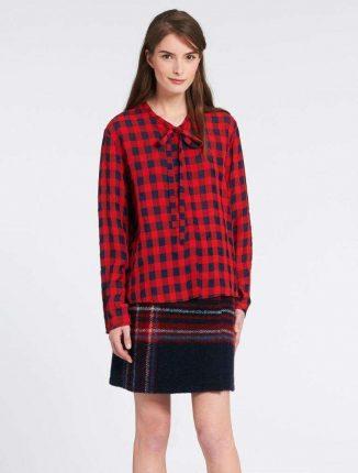Camicia a quadri Pennyblack autunno inverno 2017
