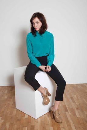 Camicia Annie P autunno inverno 2015