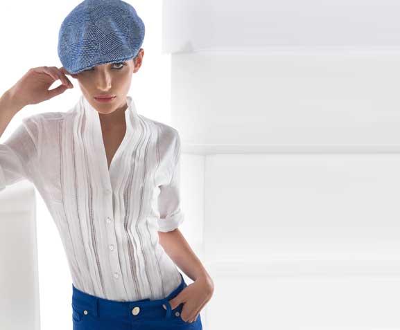 Camicia clasica Nara Camice primavera estate 2013