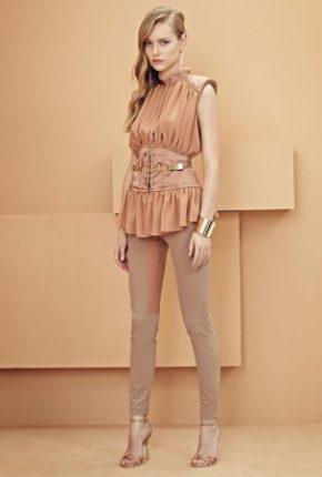 Camicia con cintura Elisabetta Franchi primavera estate