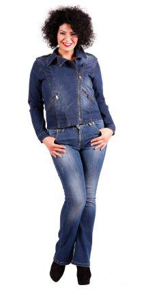 camicia di jeans Lattementa autunno inverno 2017