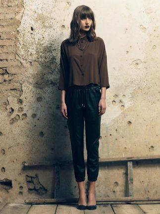 Camicia Fornarina autunno inverno 2015