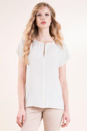 Camicia in misto seta Luisa Spagnoli primavera estate