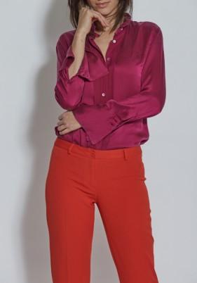 Camicia magenta Blukey autunno inverno 2017