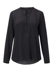 Camicia nera Marella autunno inverno 2015