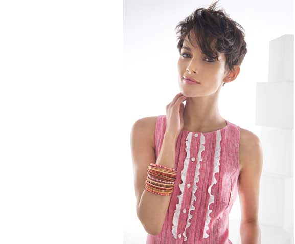 Camicia rosa Nara Camice primavera estate 2013