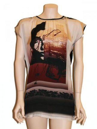 Camicia stampata Coconuda primavera estate 2013