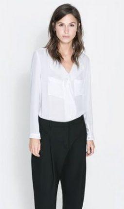 Camicie Zara primavera estate 2014