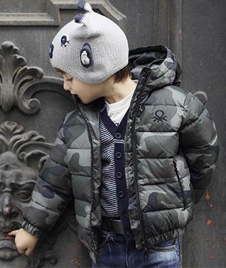 Cappelli bambini Benetton autunno inverno 2013 2014